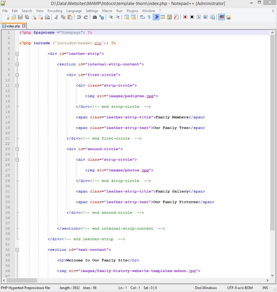 edit-templates-n++