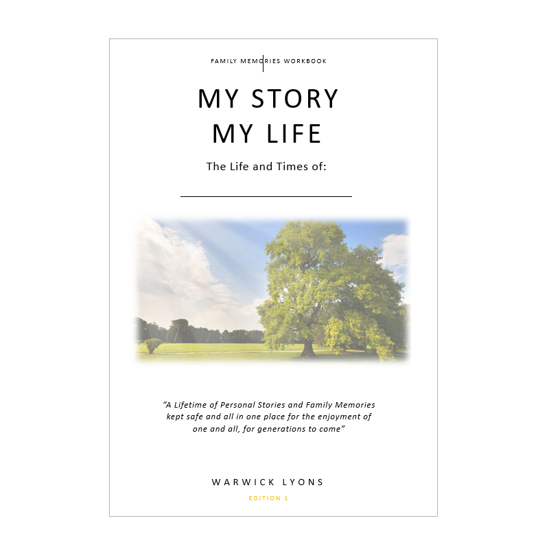 My Story My Life – E Book